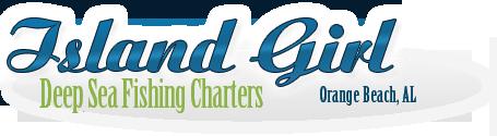 Island Girl Charters Logo